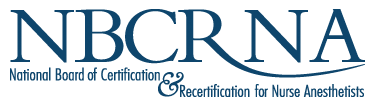 NBCRNA logo