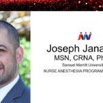 Diversity CRNA Zoom Information Session - Joseph Janakes
