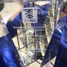 AANA Agatha Award