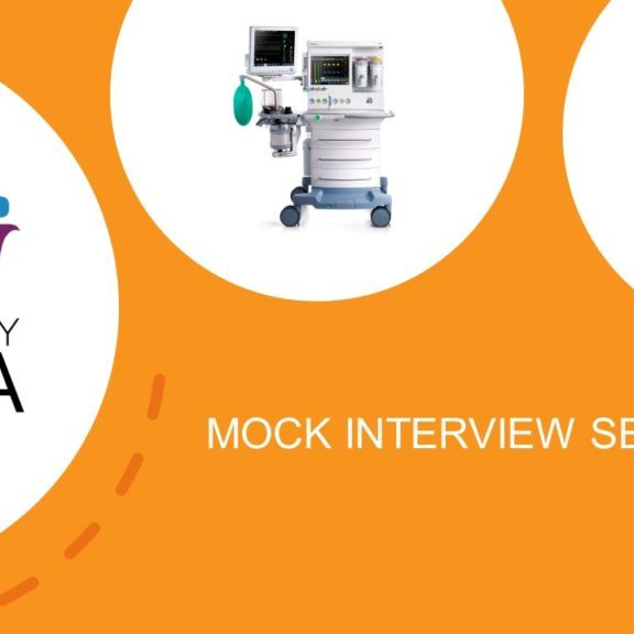 Diversity CRNA Zoom Mock Interview Sesssions