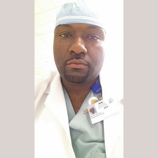 Rajaee black CRNA MSN